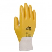 Uvex Profi Ergo NBR-Coated Oil Safety Gloves ENB20