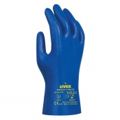 Uvex Rubiflex S 27cm Chemical-Resistant Gloves NB27B