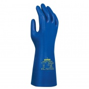 Uvex Rubiflex S 35cm Chemical-Resistant Gloves NB35B