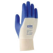 Uvex Rubipor XS5001B Lightweight Touchscreen Safety Gloves