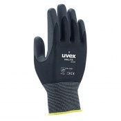 Uvex Unilite Nitrile-Coated Safety Gloves 6605