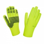 SealSkinz Ultra Grip Hi Vis Gloves 121161701701