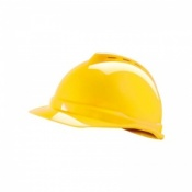 Vented Fast Trac V Gard 500 Protective Hard Hat