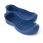 Yuleys SEBS Reusable Rubber Over Shoes YxxBLU