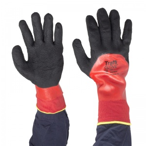 TraffiGlove TG190 Contour Cohesion XP Coating Cut Level 1 Handling Gloves