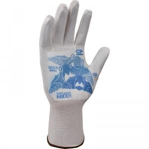 m Turtleskin 530 CP Neon Insider Glove Size