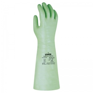 Uvex Rubiflex S 40cm Reinforced Chemical-Resistant Gloves NB40S