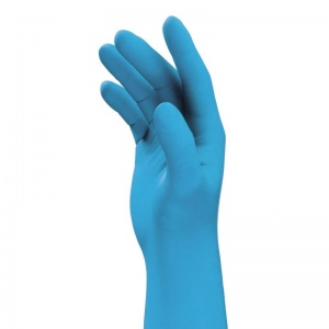 Uvex U-Fit Flexible Chemical-Resistant Disposable NBR Nitrile Rubber Gloves 60596
