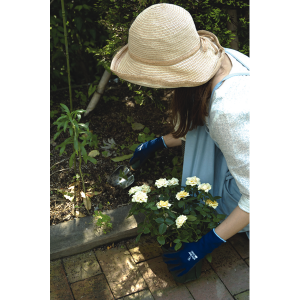 Towa Landscape Soft and Care TOW596 Navy Gardening Gloves