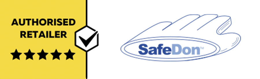 We are an authorised Safedon reseller