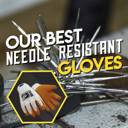Top 5 Needlestick Resistant Gloves