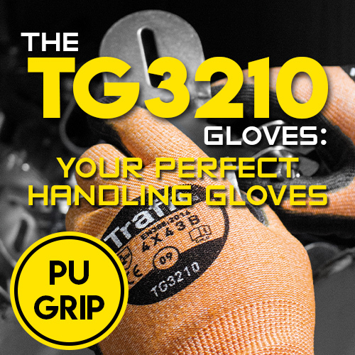 TraffiGlove TG3210: Our Top Handling Pick