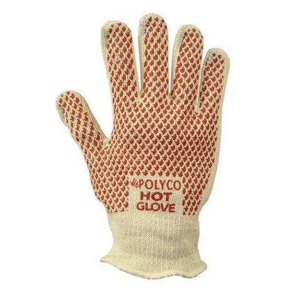 Top Pick Heat Resistant Gloves - Polyco Hot Glove