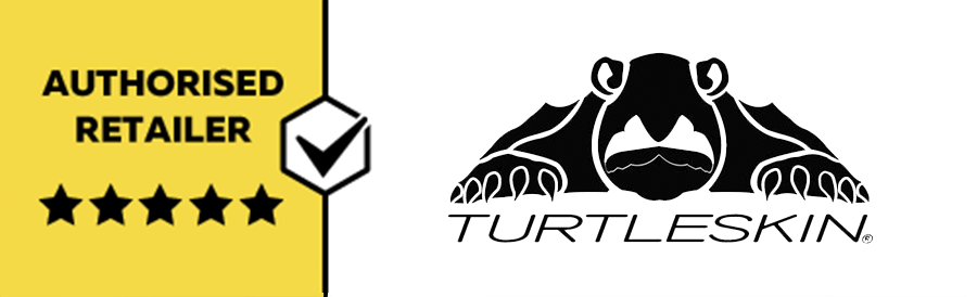 We are an authorised Turtleskin reseller